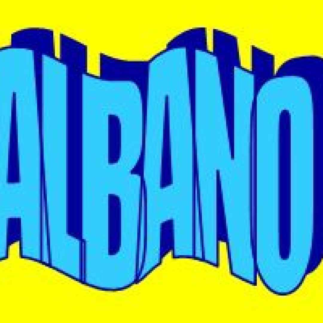 albano  significato  onomastico