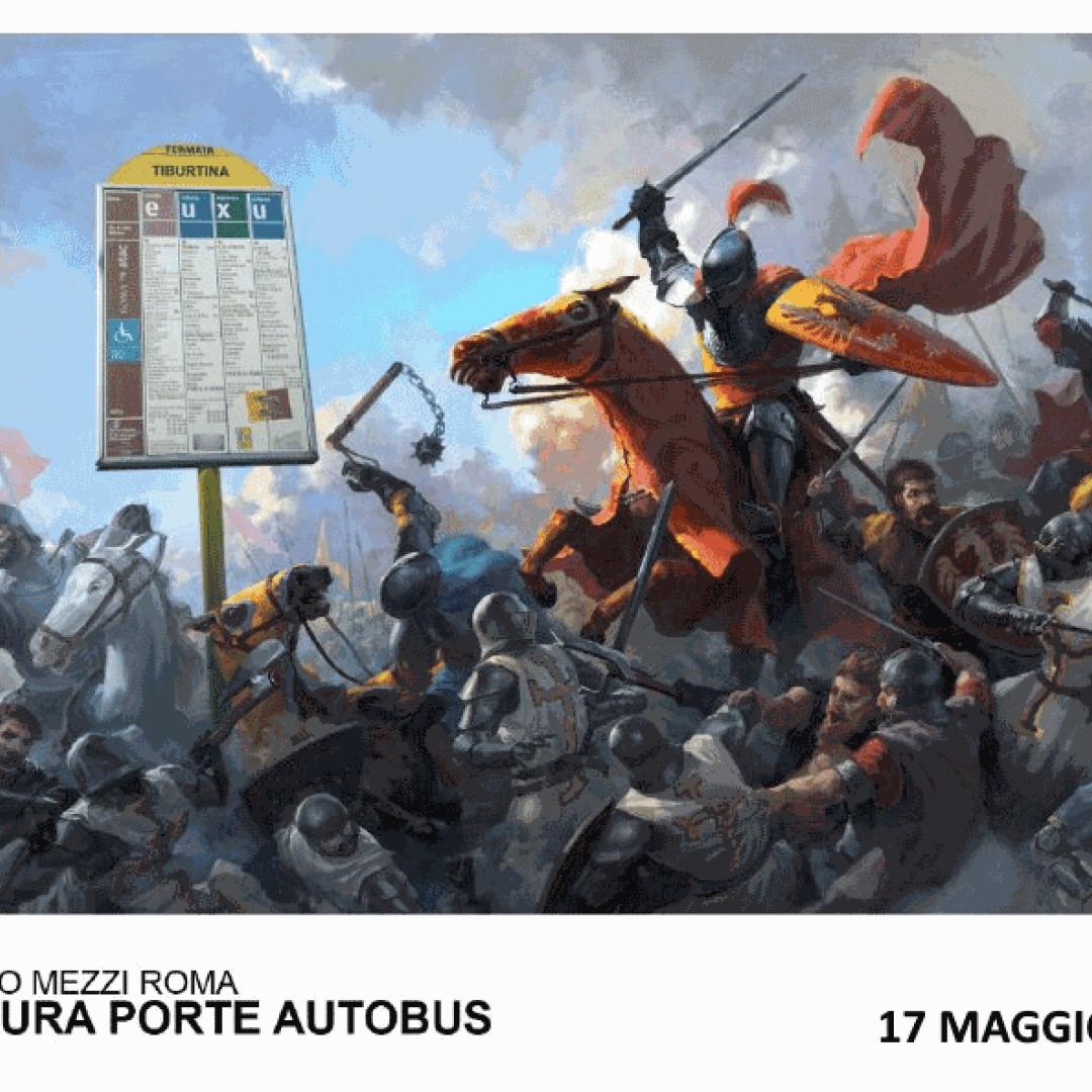 roma  trasporto pubblico  sciopero