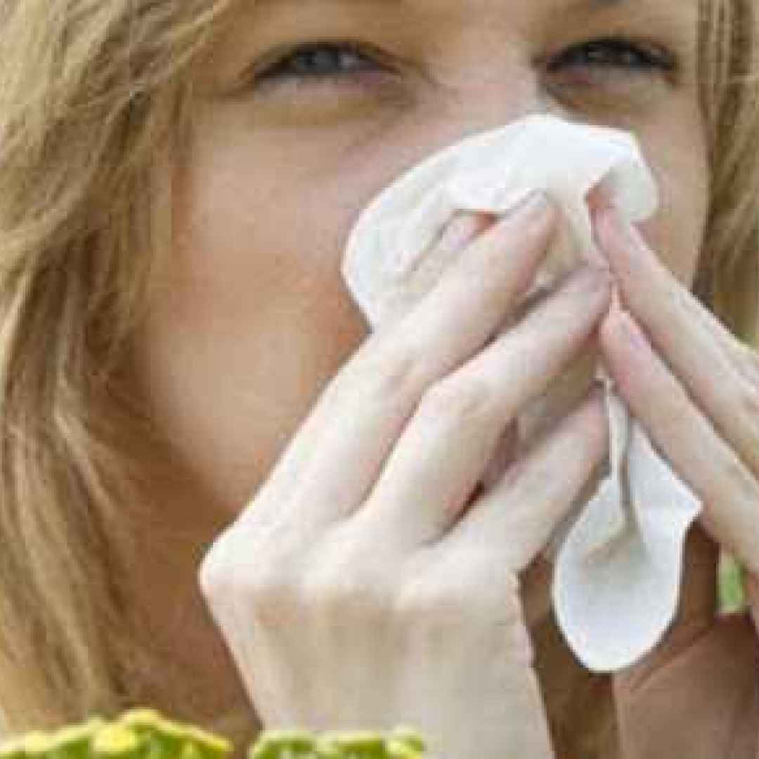 allergia primavera salute benessere