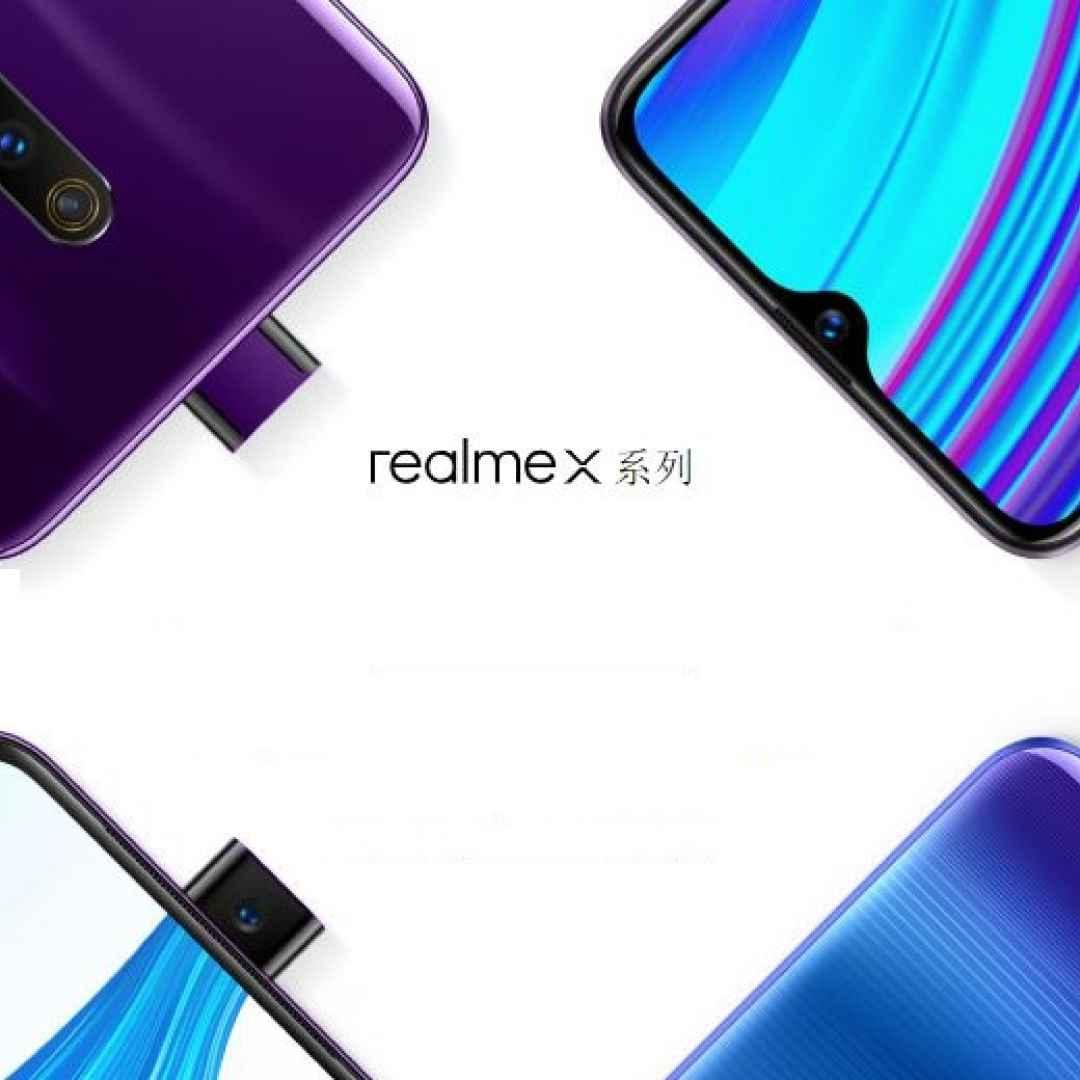 realme  realme x  oneplus 7 pro  tech