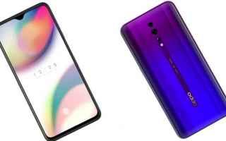 Cellulari: oppo reno z  oppo  oppo reno  smartphone