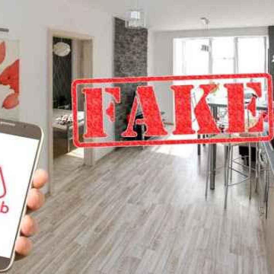 cybersecurity  airbnb  truffa online