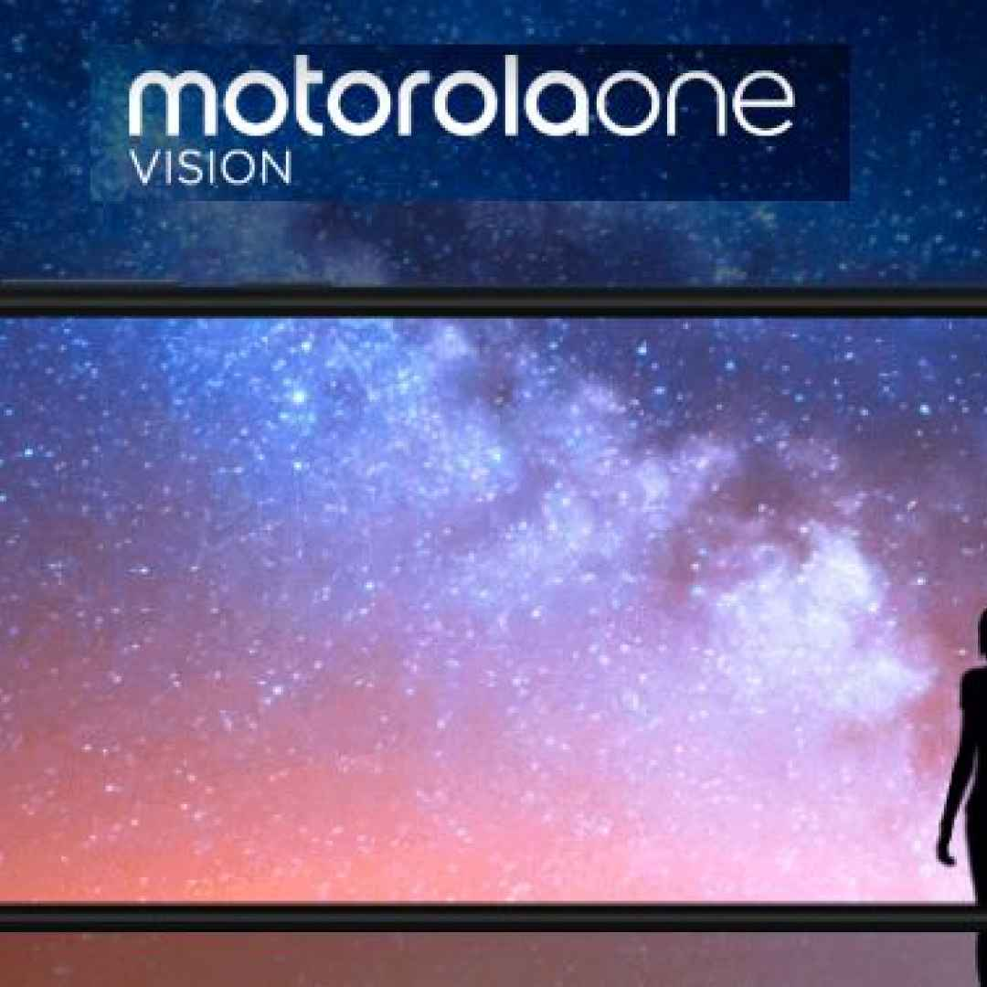 motorola one vision  smartphone  tech