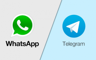 WhatsApp: whatsapp  telegram  sicurezza