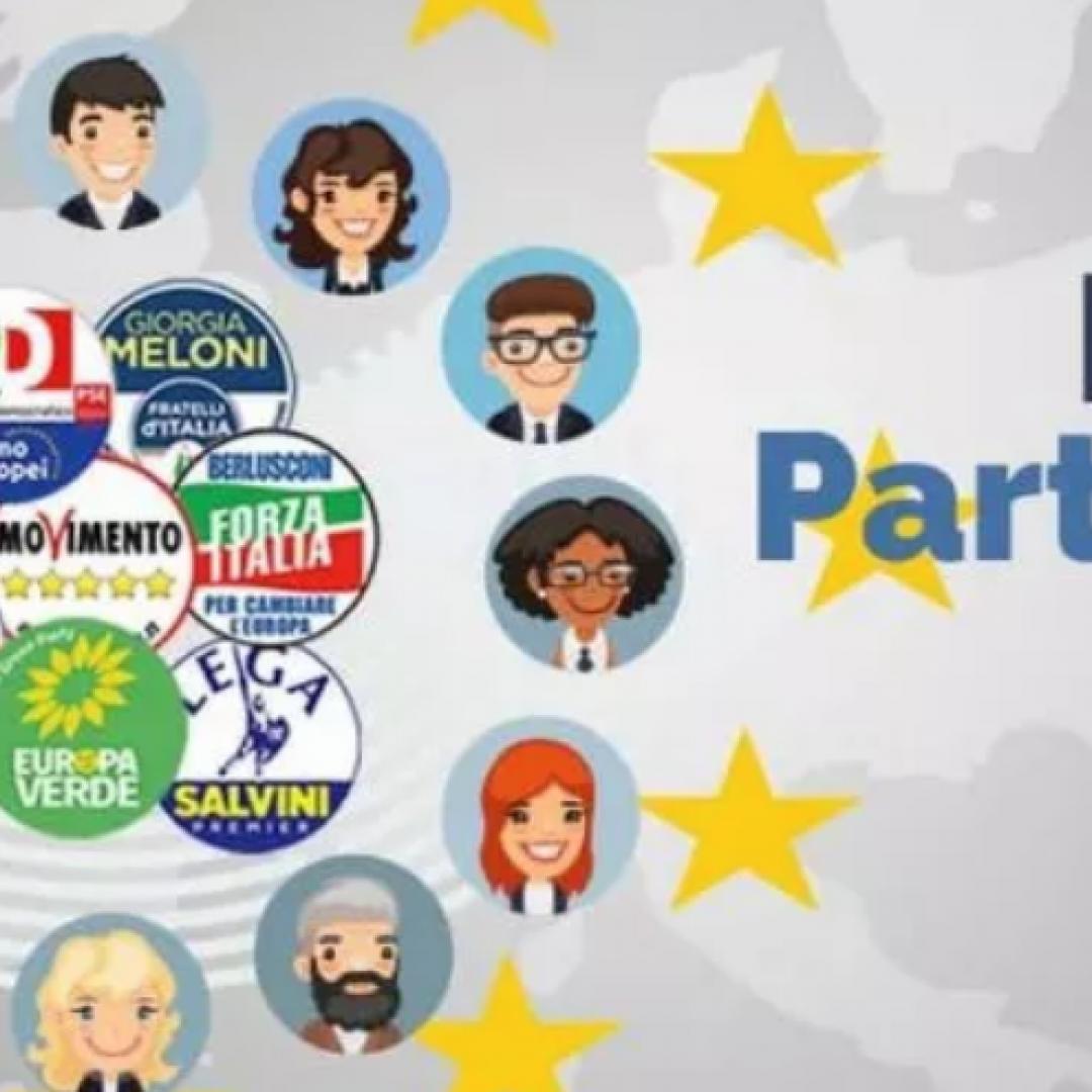 elezioni europee  lega  m5s