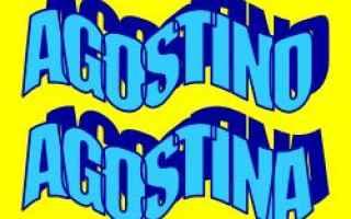 Storia: agostino  etimologia  significato