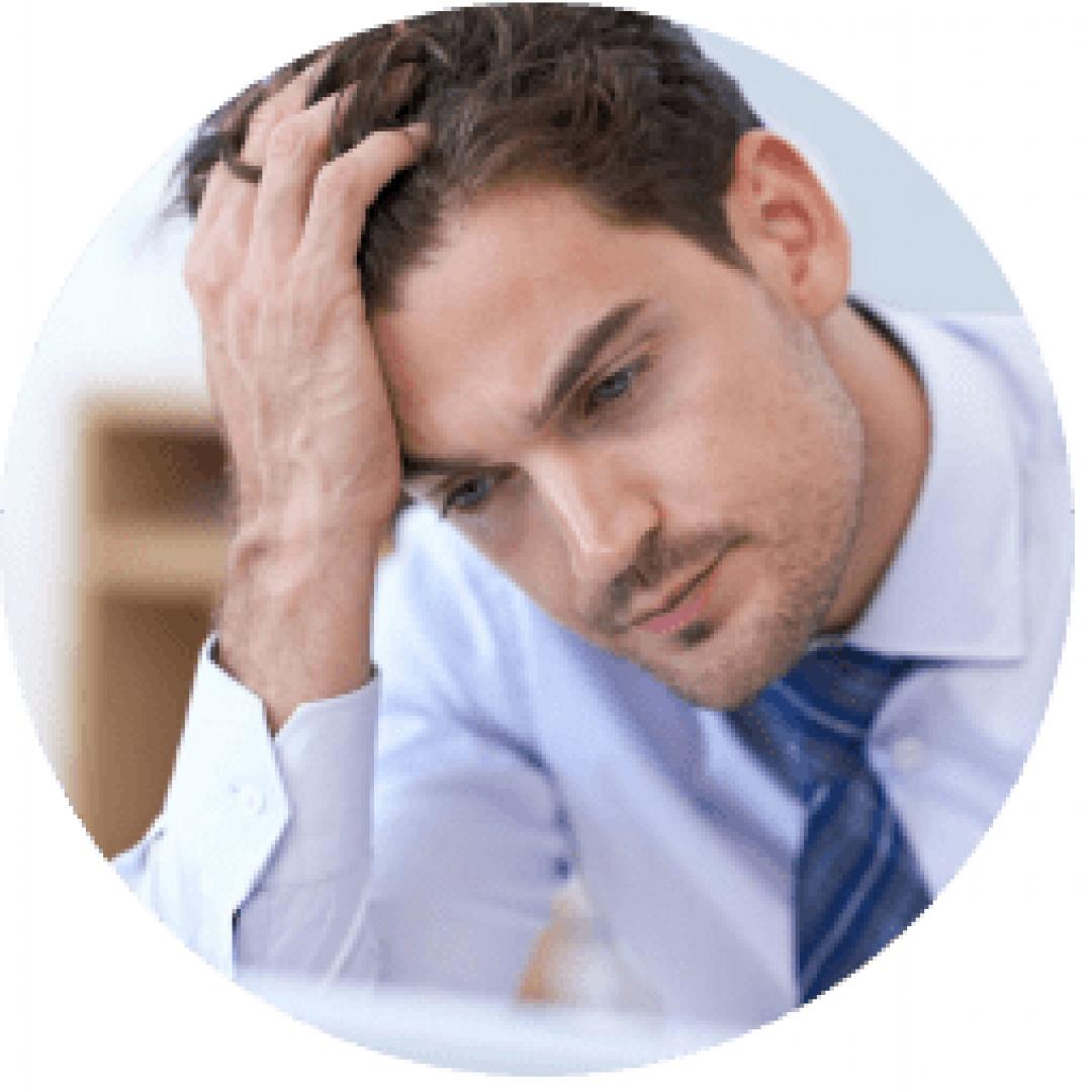 lo stress provoca disfunzione erettile
