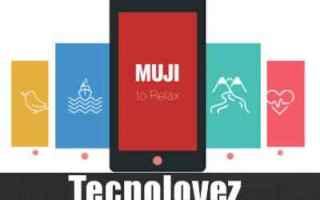 muji to relax app