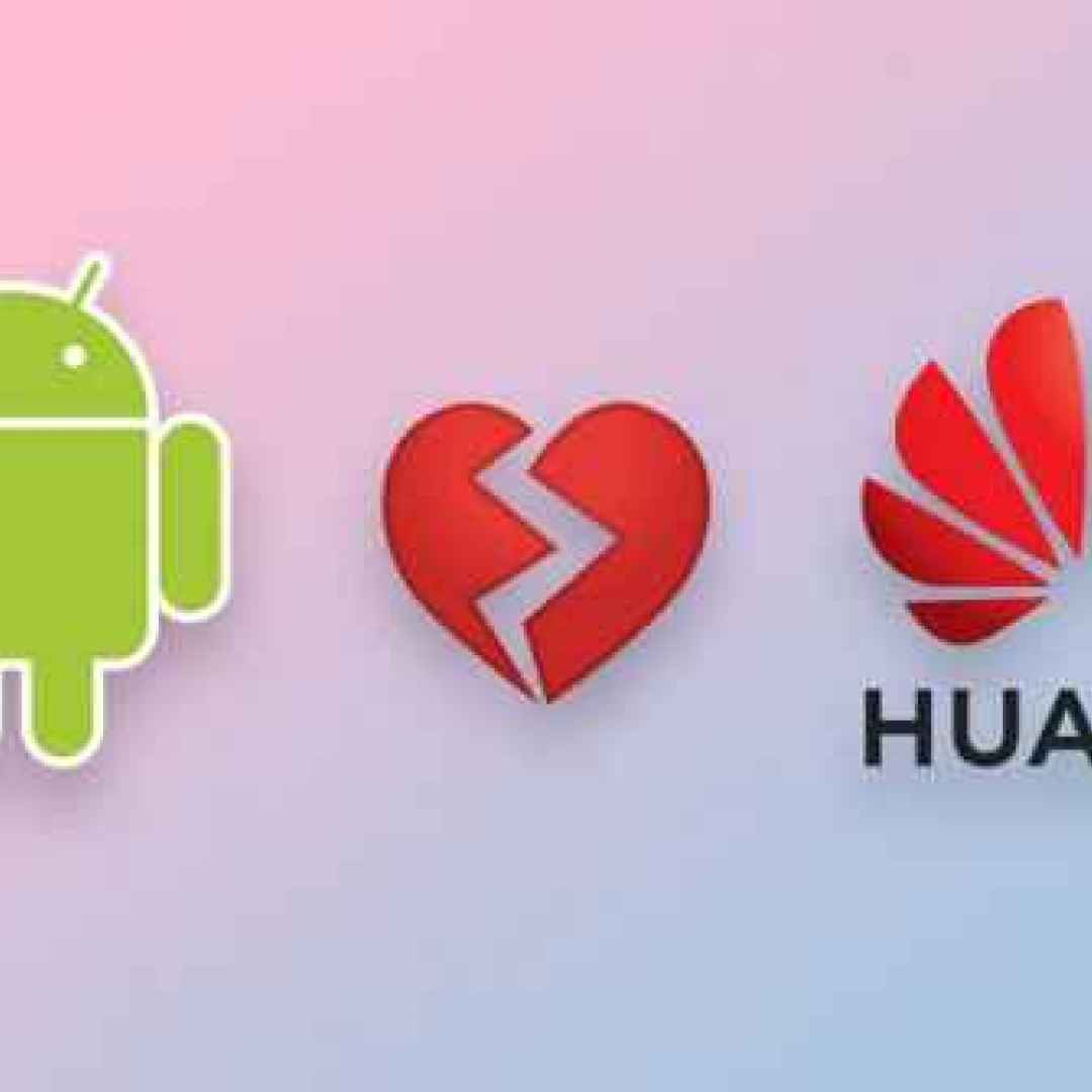 google android huawei