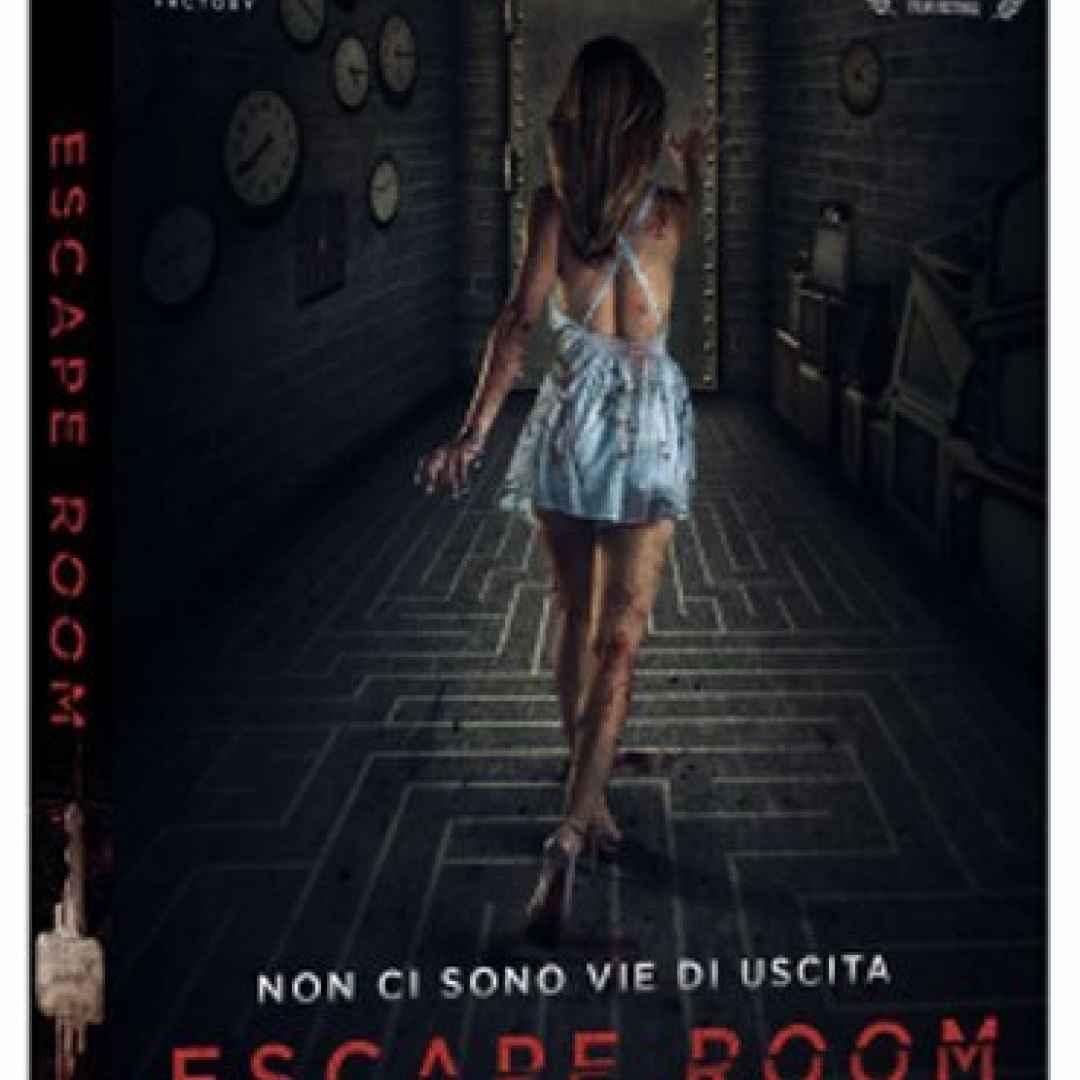 horror  home video  escape room