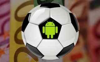 calcio calciomercato android sport app