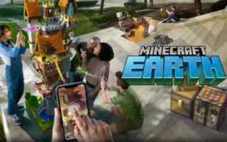 Mobile games: minecraft  videogame