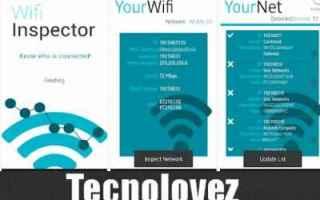 App: wifi inspector app