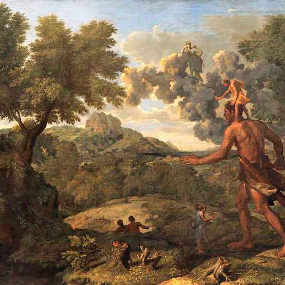 diana  leggende  mitologia  orione