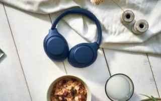 Audio: sony  cuffie