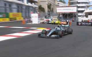 Formula 1: f1  monacgp  mercedes  vettel