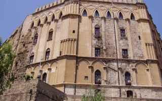 Storia: federico ii  palazzo dei normanni