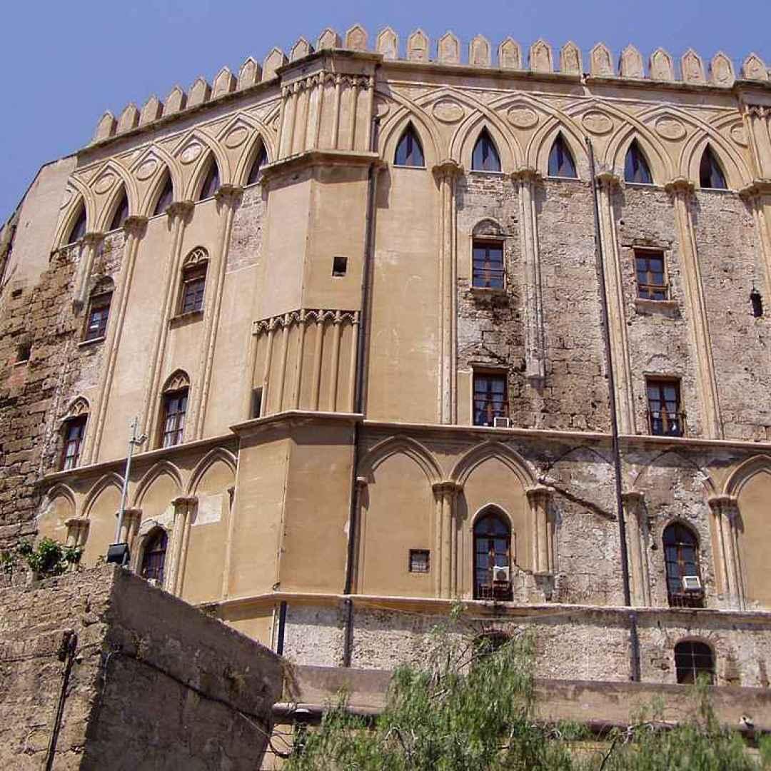 federico ii  palazzo dei normanni