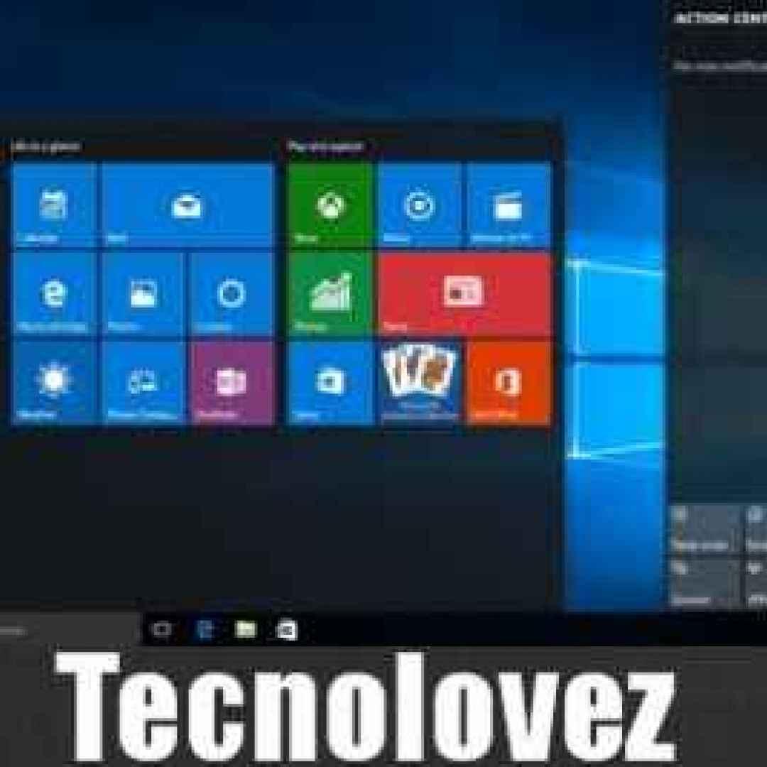 windows 10 effetti animati