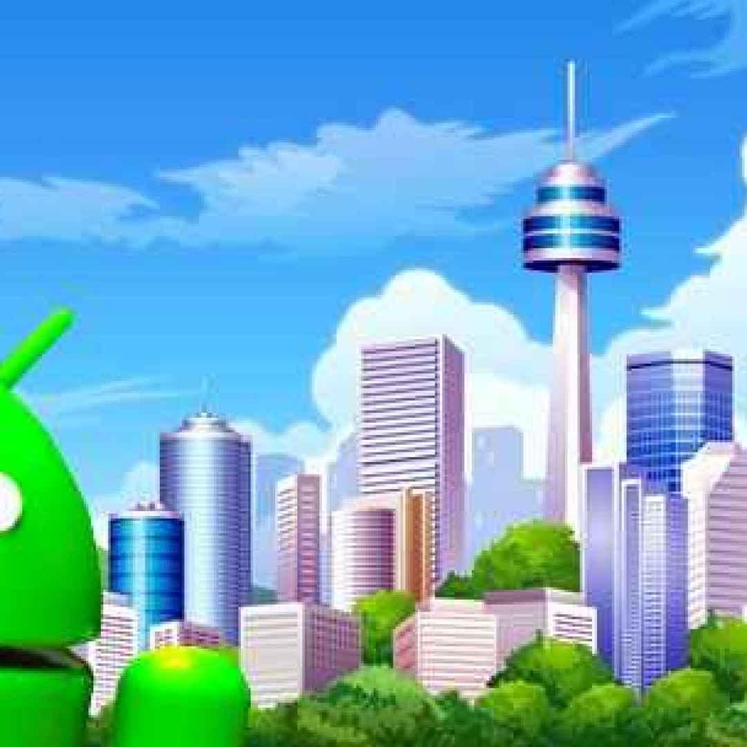 sim city android videogame giochi