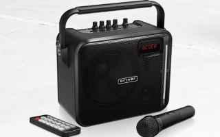 Gadget: blitzwolf  blitzwolf bw-ks1  karaoke