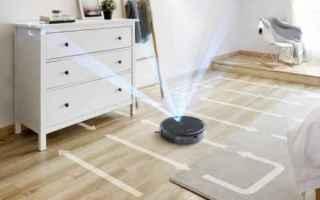 Hardware: robot aspirapolvere