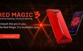 Cellulari: red magic 3  nubia red magic 3  gaming