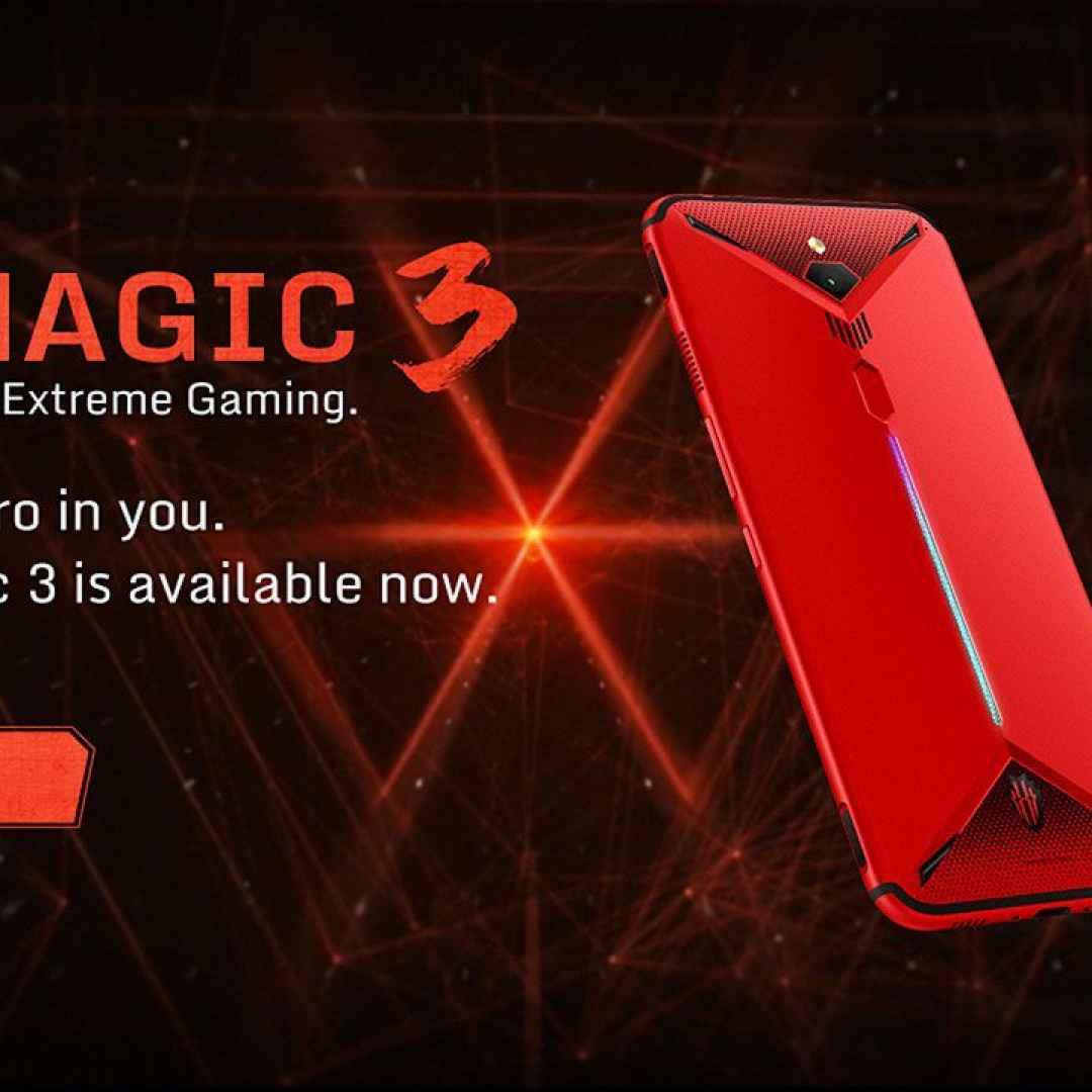 red magic 3  nubia red magic 3  gaming