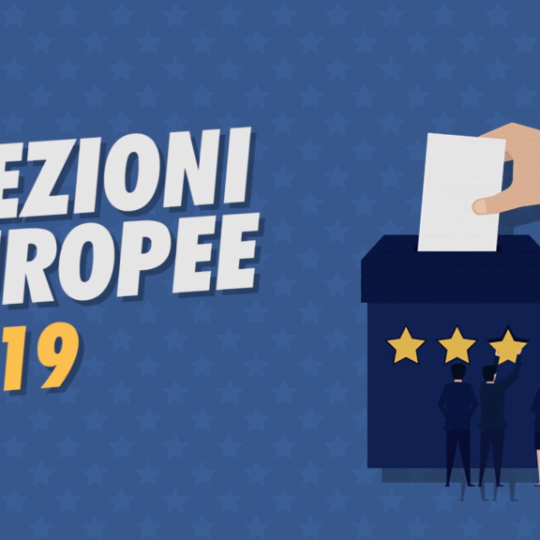 elezioni europee  salvini  di maio  lega