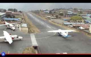 Viaggi: volo  aviazione  nepal  luoghi  viaggi