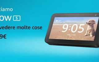 Tecnologie: echo show 5  amazon  alexa  smart home