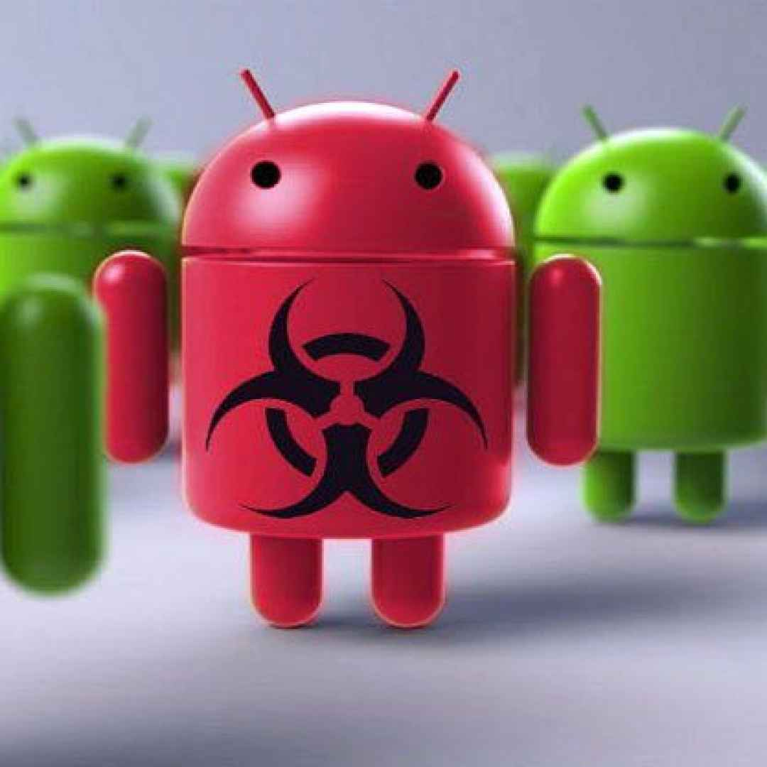 google  android  virus  pubblicità