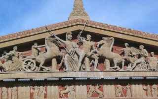 Cultura: arte  atena  giove  minerva  mitologia