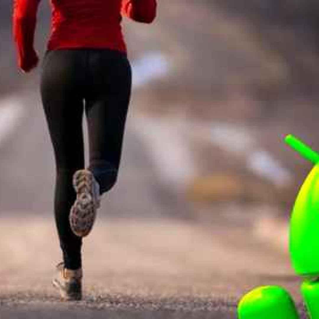 corsa podismo jogging android sport