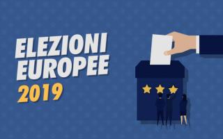 Politica: elezioni europee  m5s  lega  pd