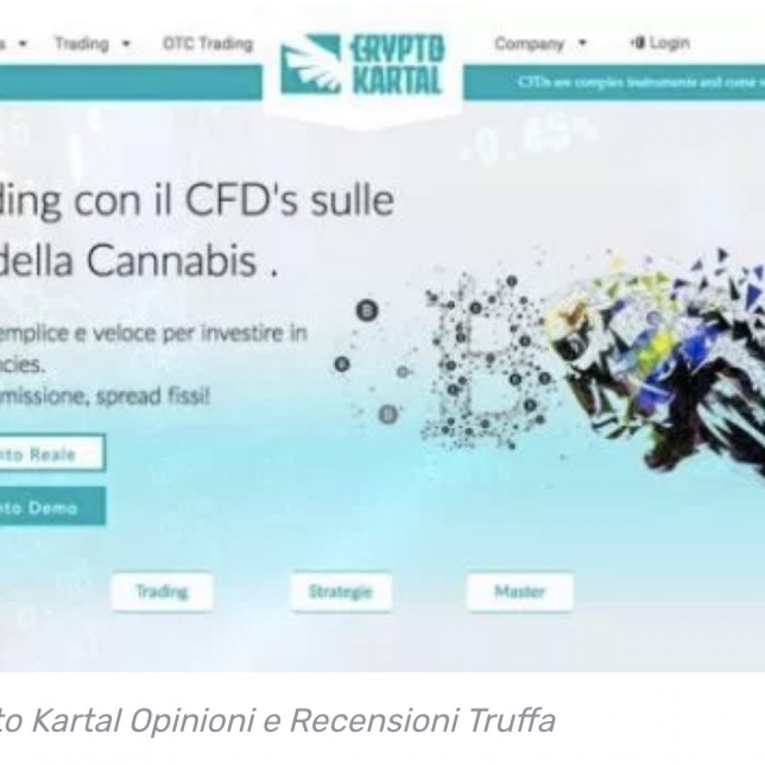 Crypto Kartal Opinioni e Recensioni [2021] Truffa? - Guida al trading ...