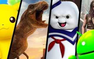 realtà aumentata android giochi pokemon