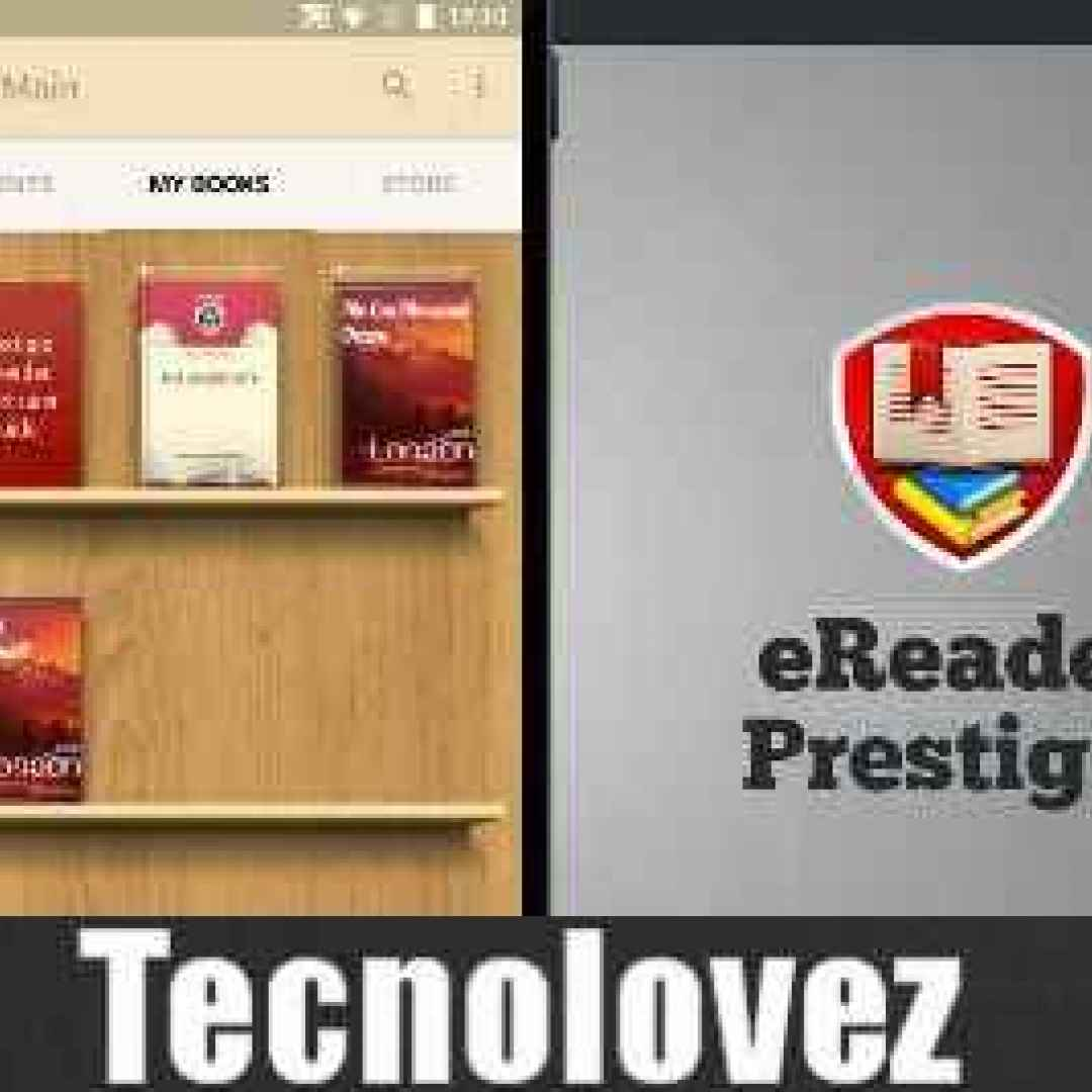 ereader prestigio app pdf