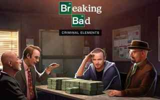 Giochi: breaking bad android iphone serie tv