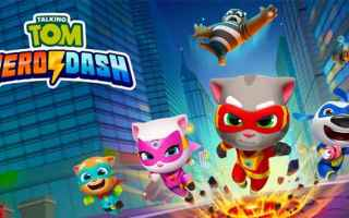 Giochi: talking tom android iphone videogioco