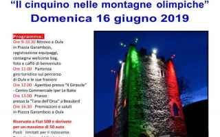 Torino: oulx  fiat 500
