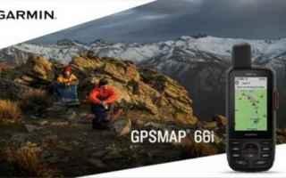 Gadget: navigatore  garmin
