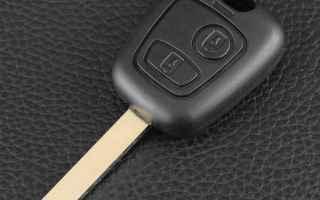 Motori: Come Codificare la chiave Citroen C3