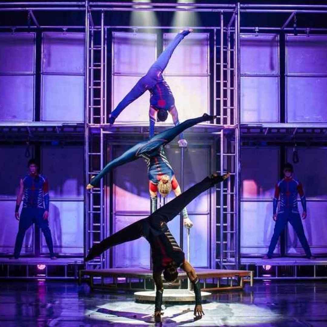 le cirque wtp tilt teatro della luna