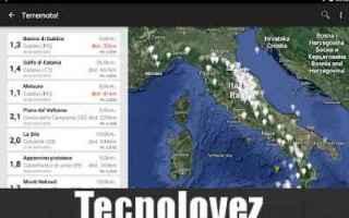 terremoto app