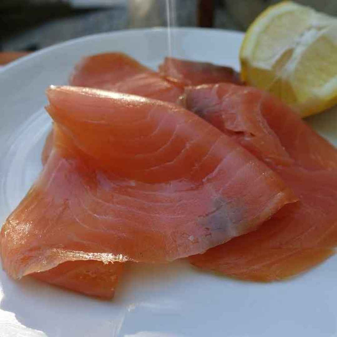 listeriosi  salmone affumicato