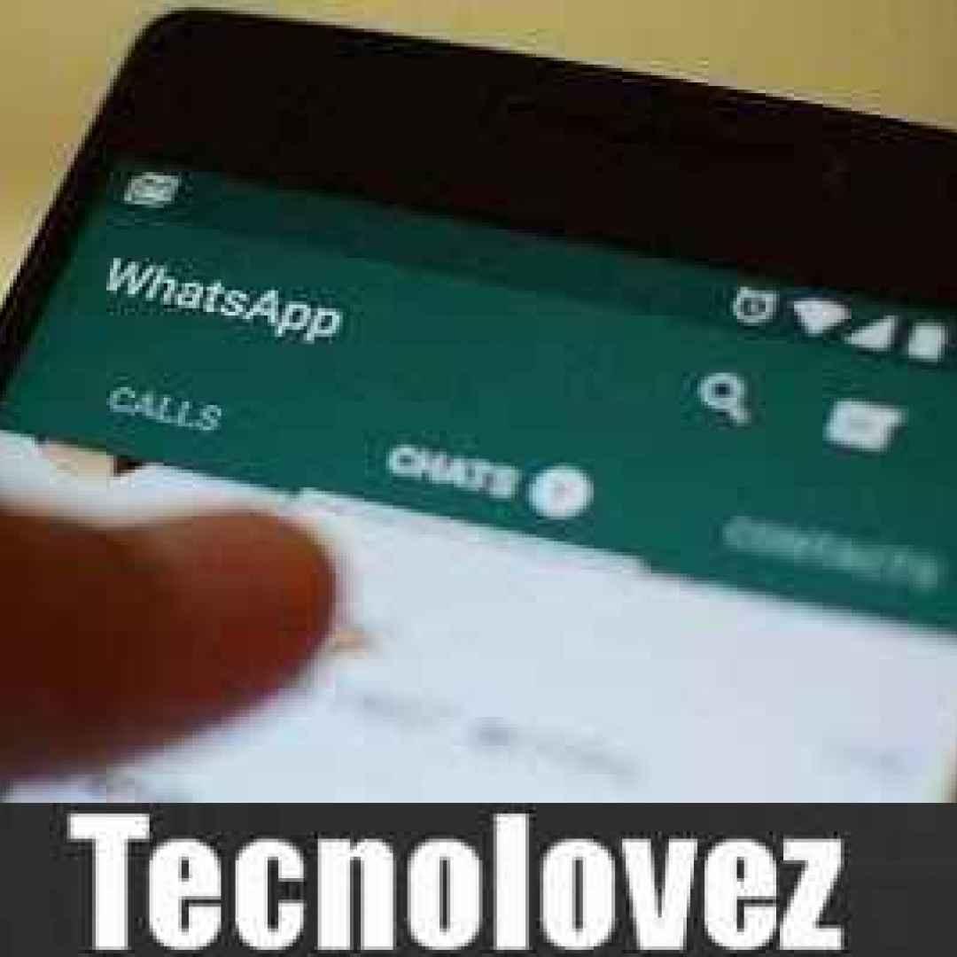 whatsapp controllare stato chi ha visto