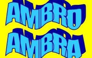 Storia: ambra  significato  etimologia