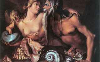 Cultura: mitologia  nettuno  poseidone  rea