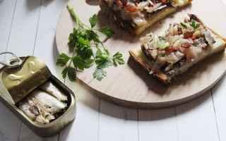 ricette light  sarde in saor  ricetta